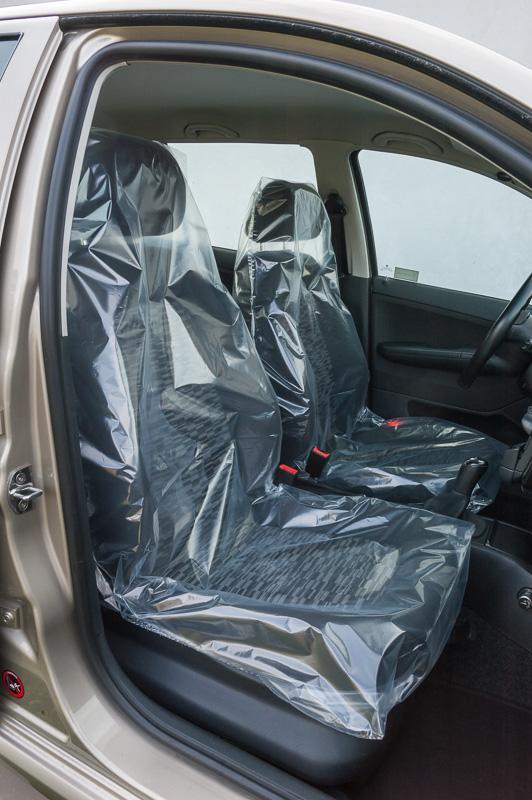 B I P O, společnost s r.o. - Ochranné LDPE povlaky autosedadel